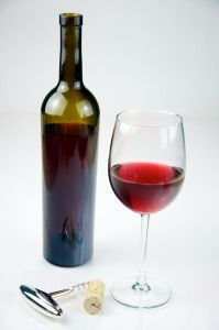 Red wine offers many benefits including cavity prevention.