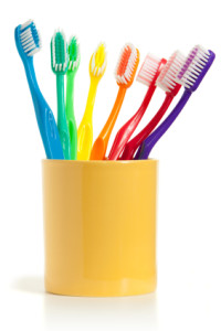 study finds fecal contamination in toothbrushes